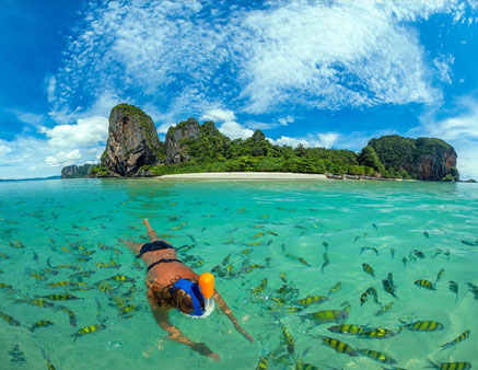 explore Krabi art